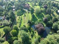 This project involved the installation of new footpaths and access improvements to this historic house and garden site, working closely with the estate team in keeping the gardens open during the works.  Of particular significance was completion of the successful new external hardstanding for the plant sales area with minimal disruption.